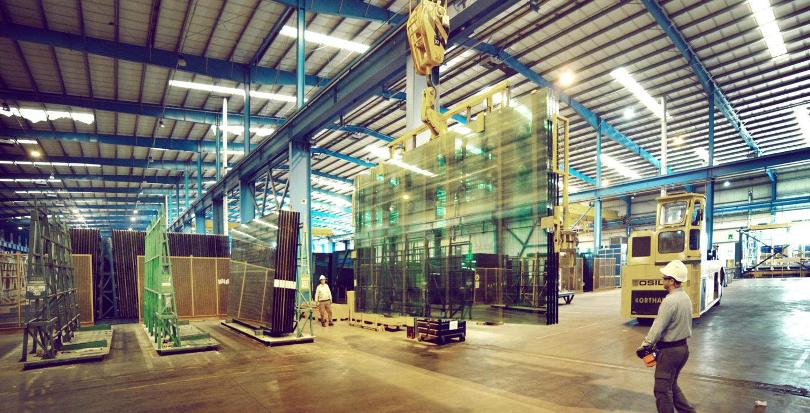 AGC_EPCM_Float_Glass_plant_Brazil_IDOM_01
