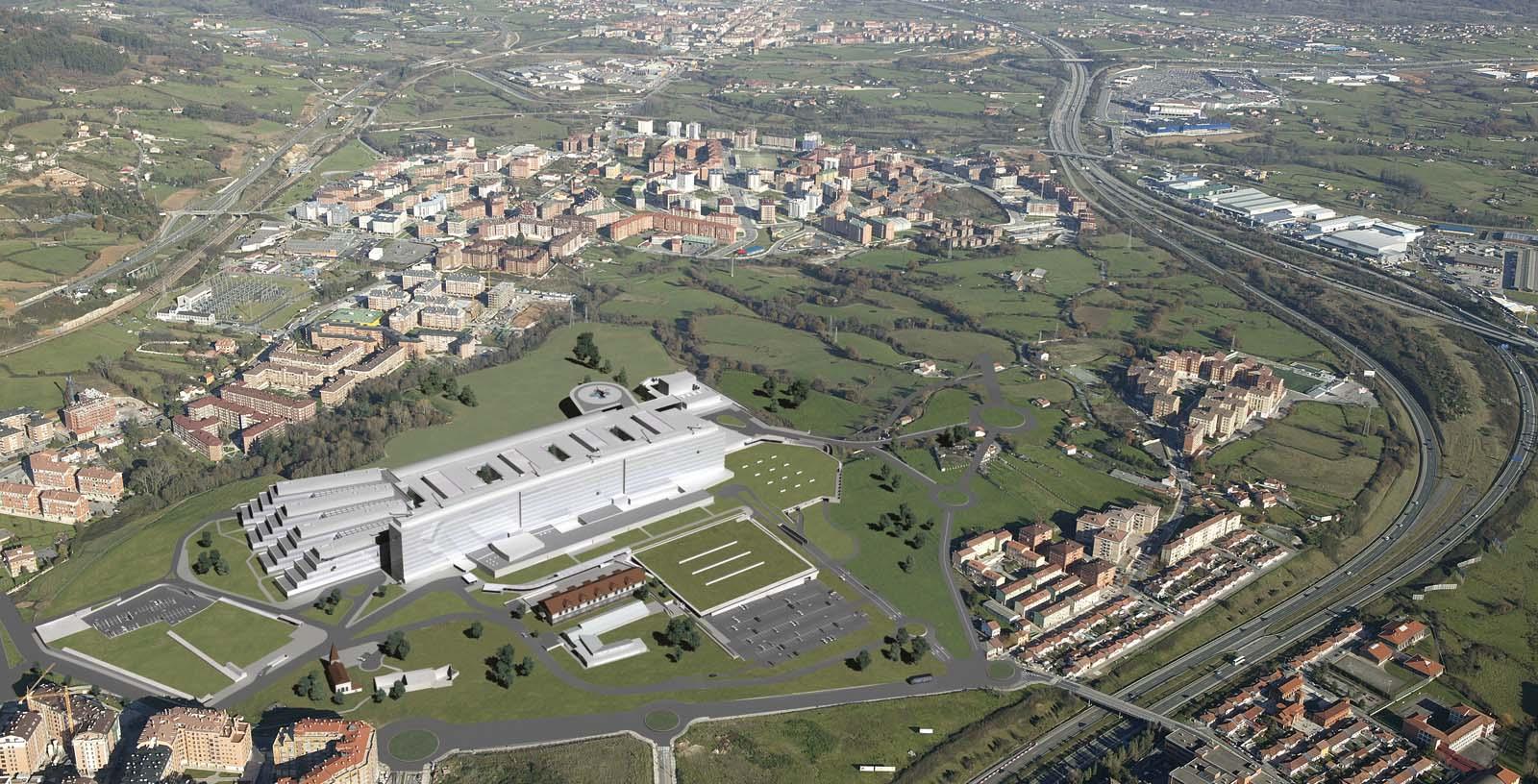 Asturias_Hospital_01_Project_Management_Idom__Idom