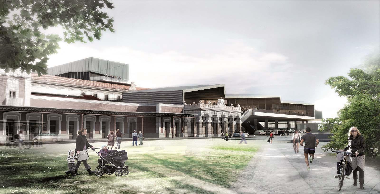 Atotxa_Intermodal_Station_02_Architecture_IDOM_Copyright