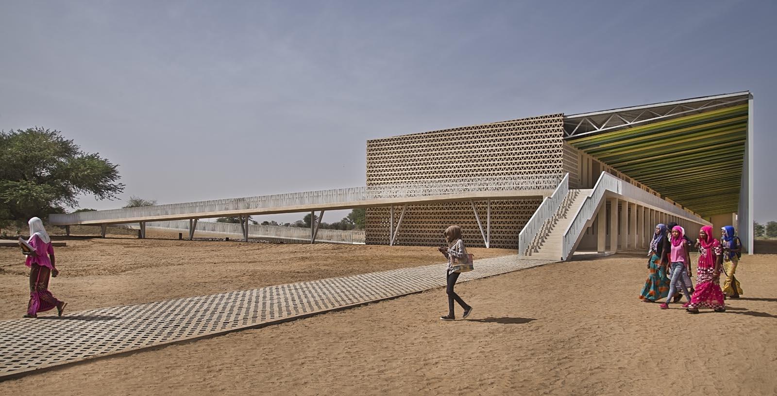 Bambey-University-1-Architecture-IDOM-copyright-Francesco-Pinton