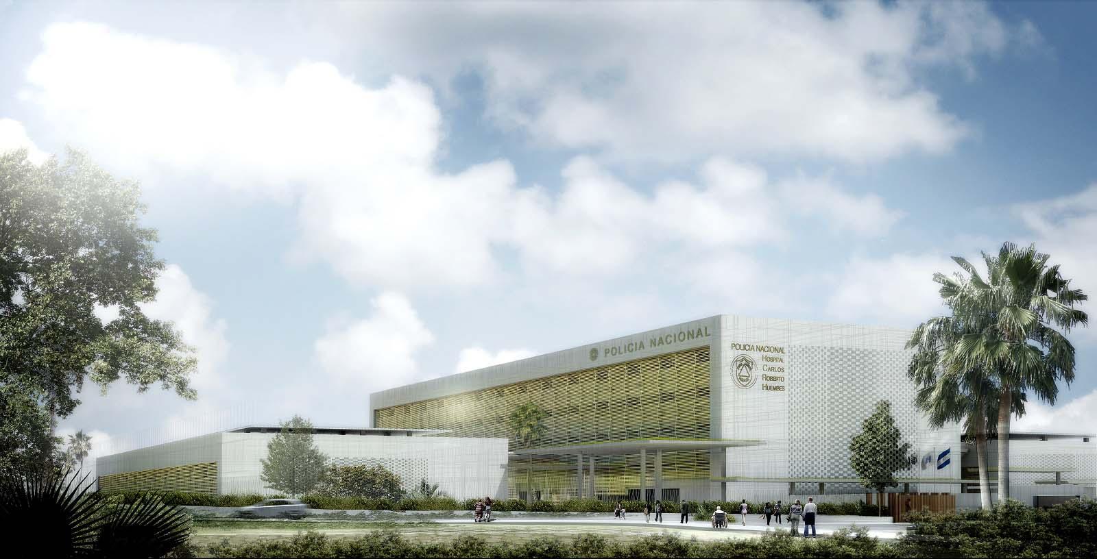 C.R.Huembes_Hospital_Nicaragua_01_Architecture_IDOM_Copyright