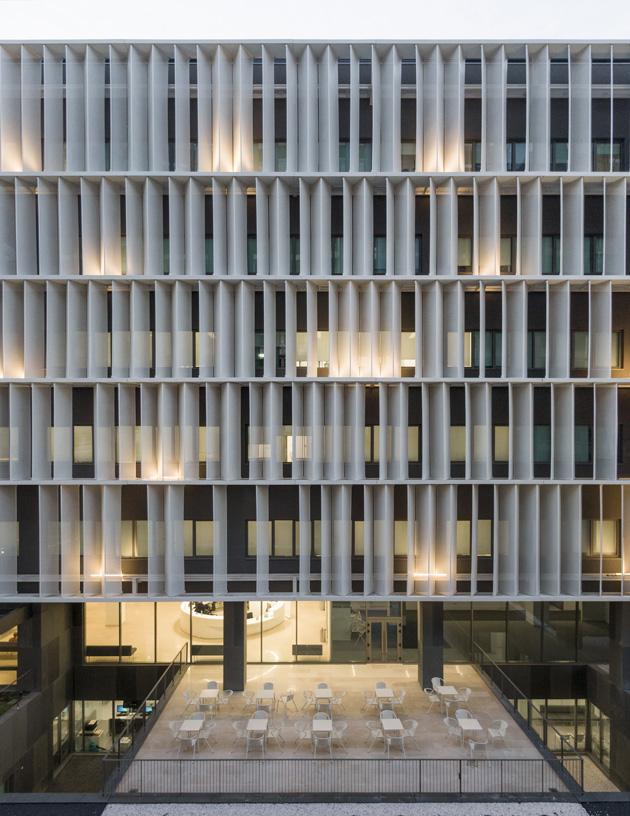 CUF DESCOBERTAS Hospital_05_Architecture_IDOM_copyright Fernando Guerra