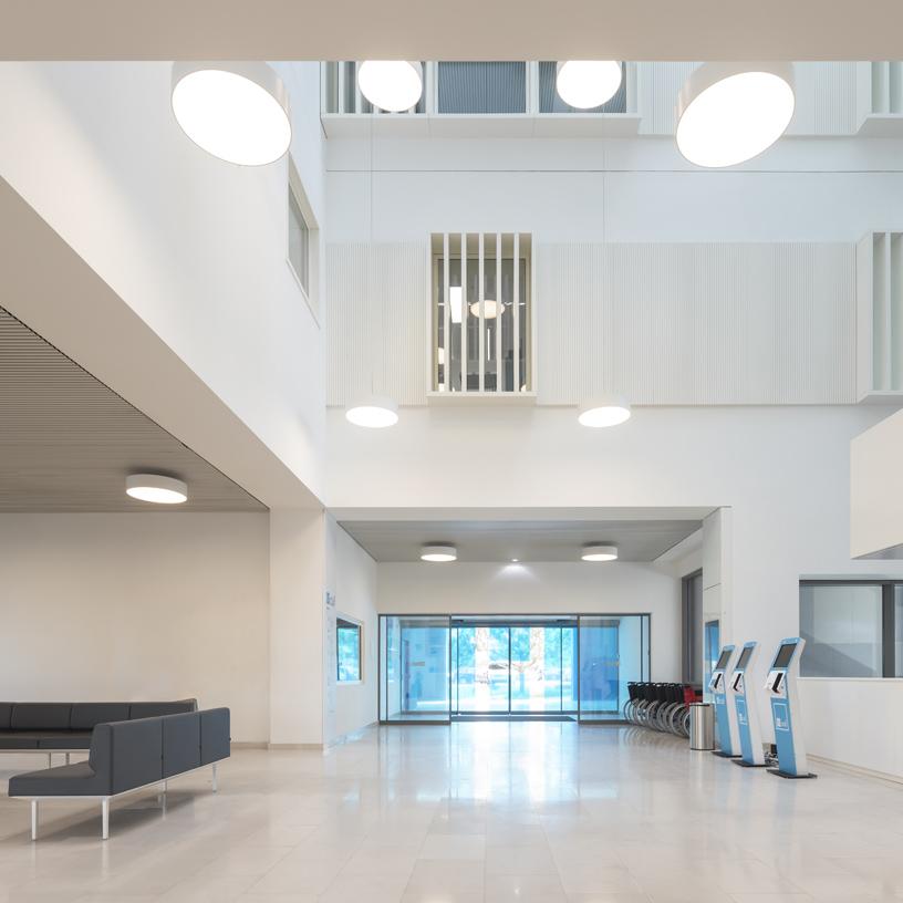 CUF DESCOBERTAS Hospital_07_Architecture_IDOM_copyright Fernando Guerra