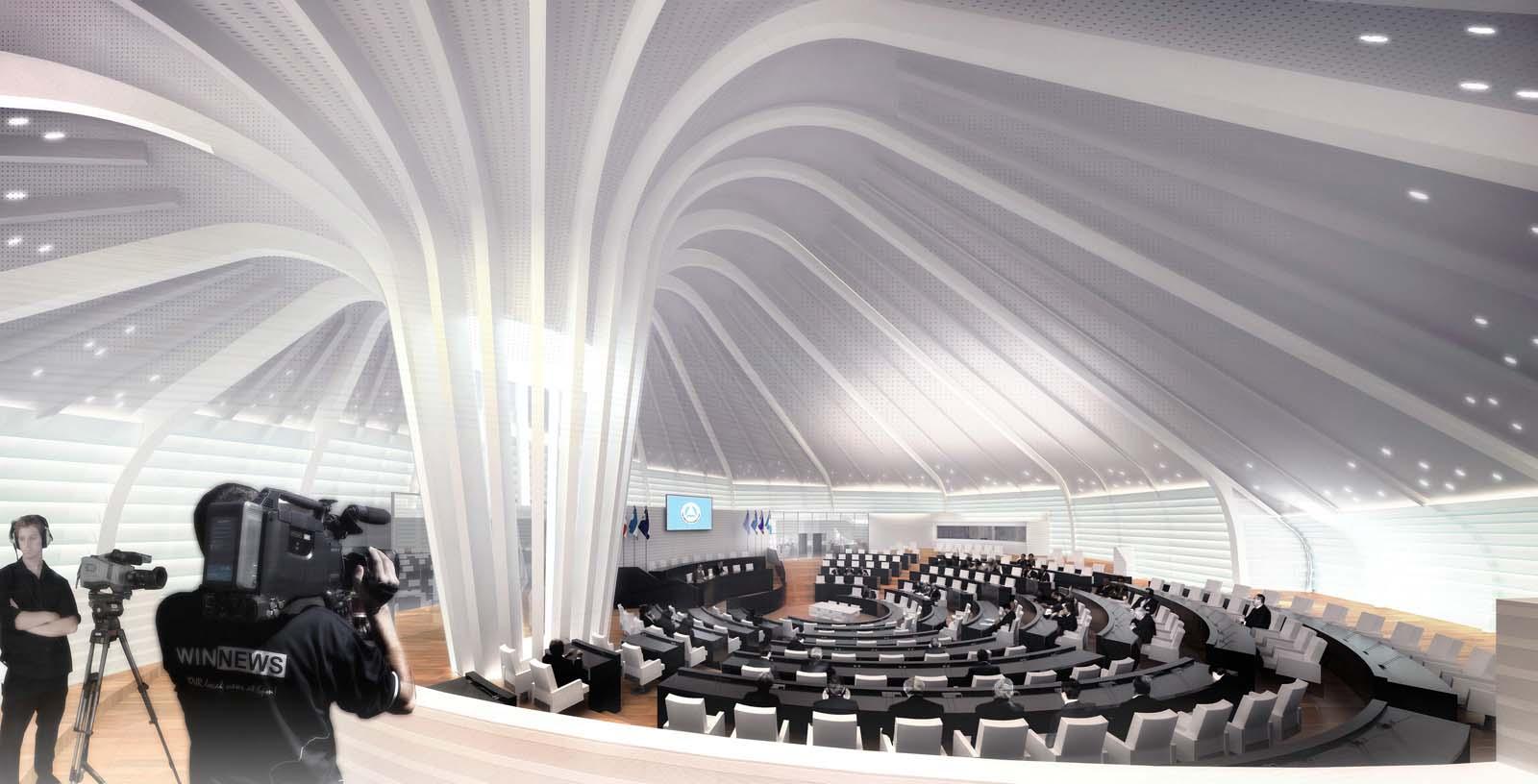 Central_American_Parliament_02_Architecture_IDOM_computer_graphics_Poliedro