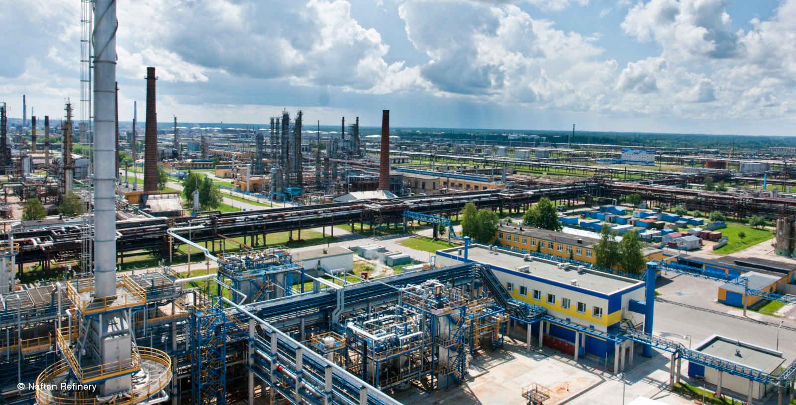 Coker-Unit_Naftan-Refinery_IDOM_1