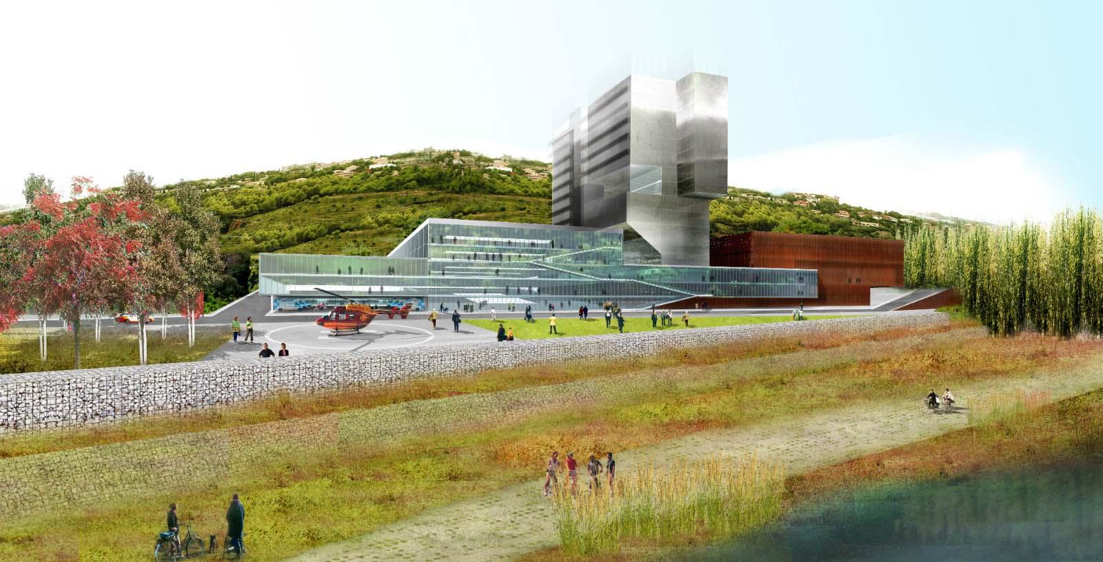 DR._JOSEP_TRUETA_HOSPITAL_03_Architecture_IDOM_Copyright