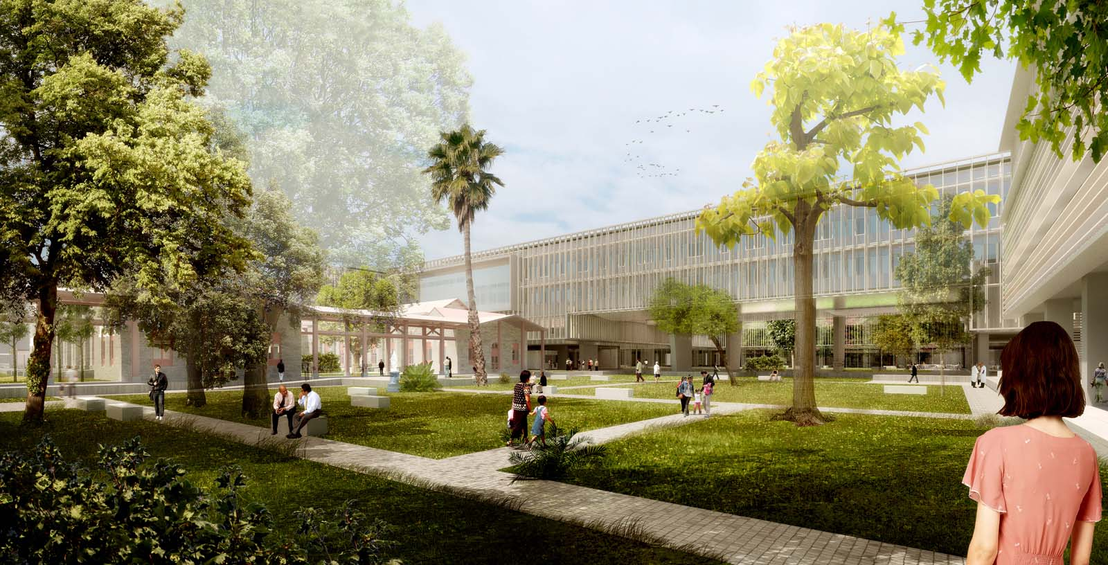 El_Salvador_hospital_02_Architecture_IDOM_computer_graphics_Poliedro