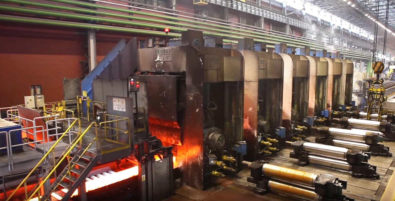 Hot steel rolling mill_Lazaro Cárdenas_Mexico_ArcelorMittal_IDOM_1