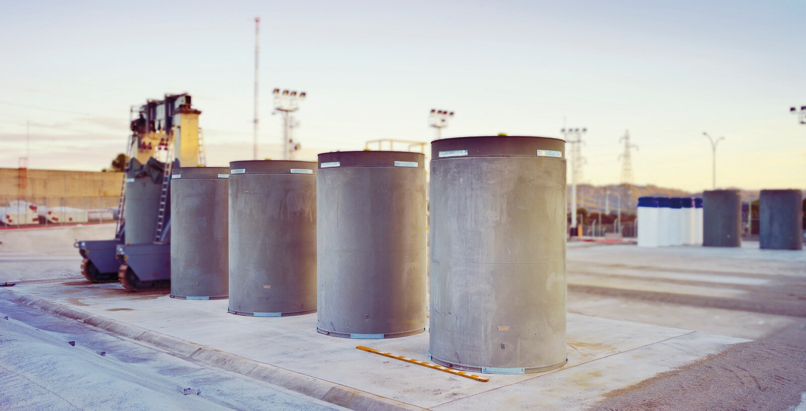 Idom_Nuclear_Services_ANAV_Individual_Spent_Fuel_Storage_Installation_ISFSI_ATI_Asc__nuclear_power_plant_CNAS_Jordi_Estrampes