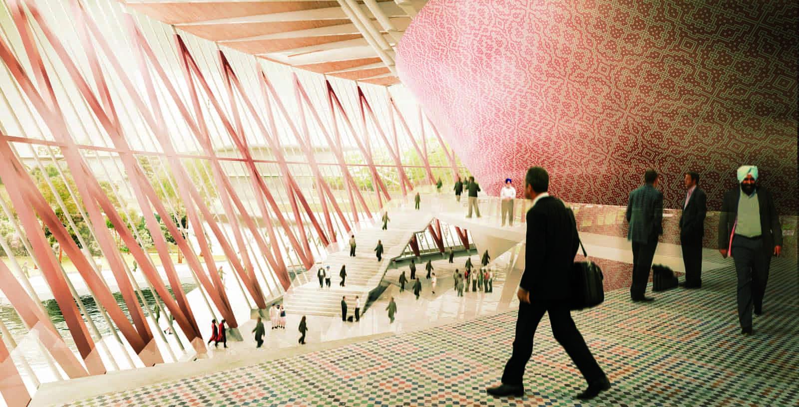 Mohali_Convention_Centre_02_Architecture_Idom_computer_graphic_GLT