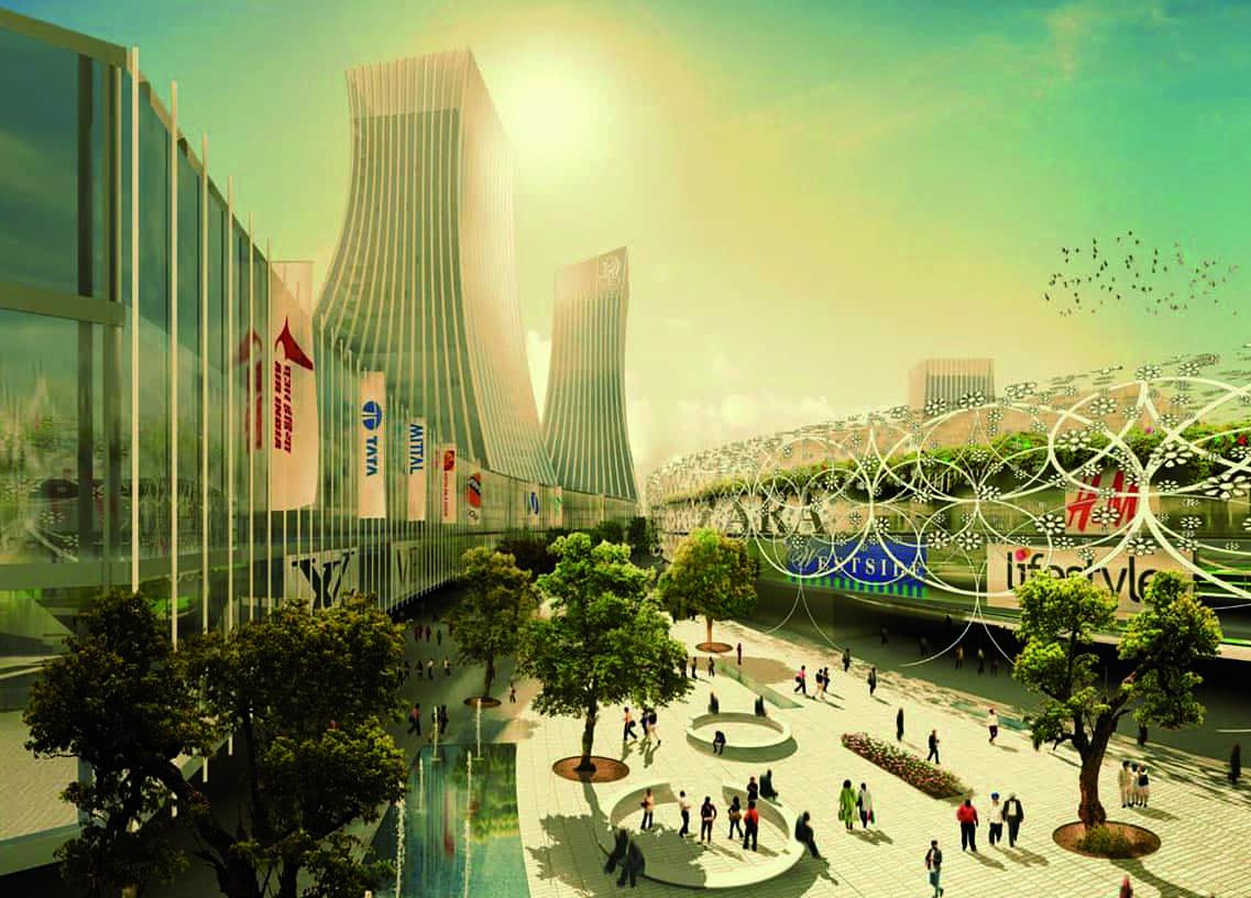 Mohali_Convention_Centre_04_Architecture_Idom_computer_graphic_GLT