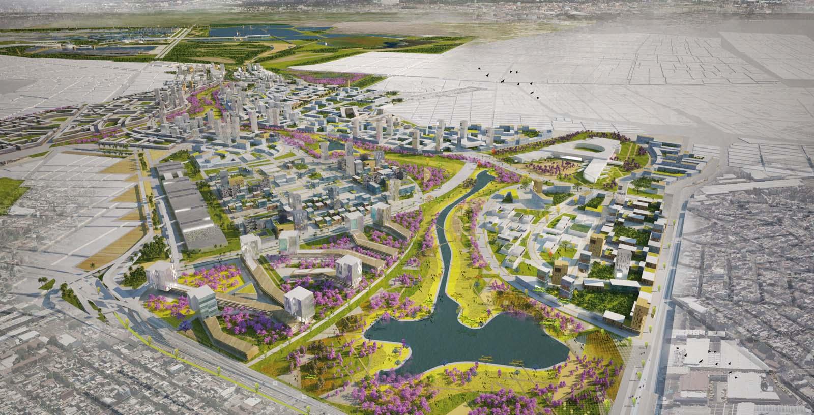 Urban-development-Mexico-DF-Airport_02_Architecture_IDOM_computer-graphics-Manuel-Leira