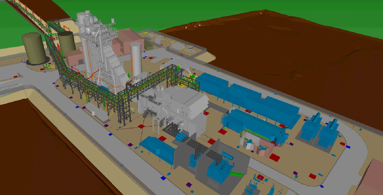 Aconcagua_Cogeneration_CCGT_Concon-Refinery_Duro-Felguera_IDOM_5