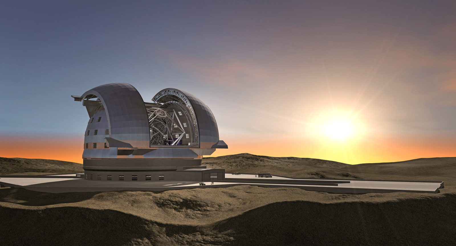 E-ELT_European_Extremely_Large_Telescope_Dome_Astronomy_Chile_IDOM_ADA_5_