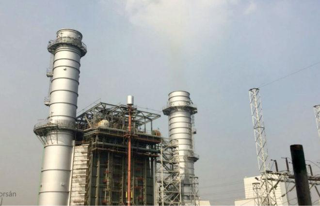 Central de ciclo combinado de 335 MW en Siddhirganj (Bangladesh)
