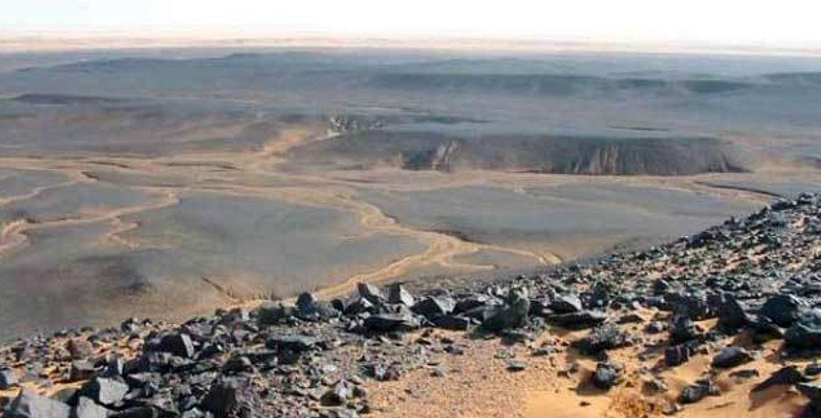 Gâra Djebilet_Iron ore mine_Feraal_SINOSTEEL_IDOM_1