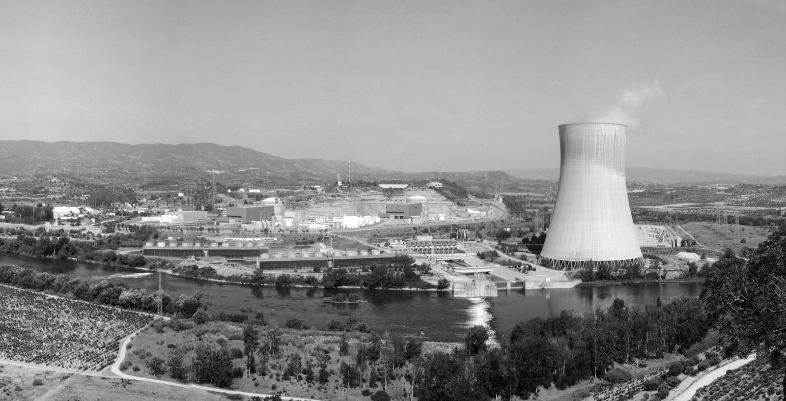 Idom_Nuclear_Services_ANAV_Asco_NPP_technical_assistance_and_supervision_ANAV_black_white