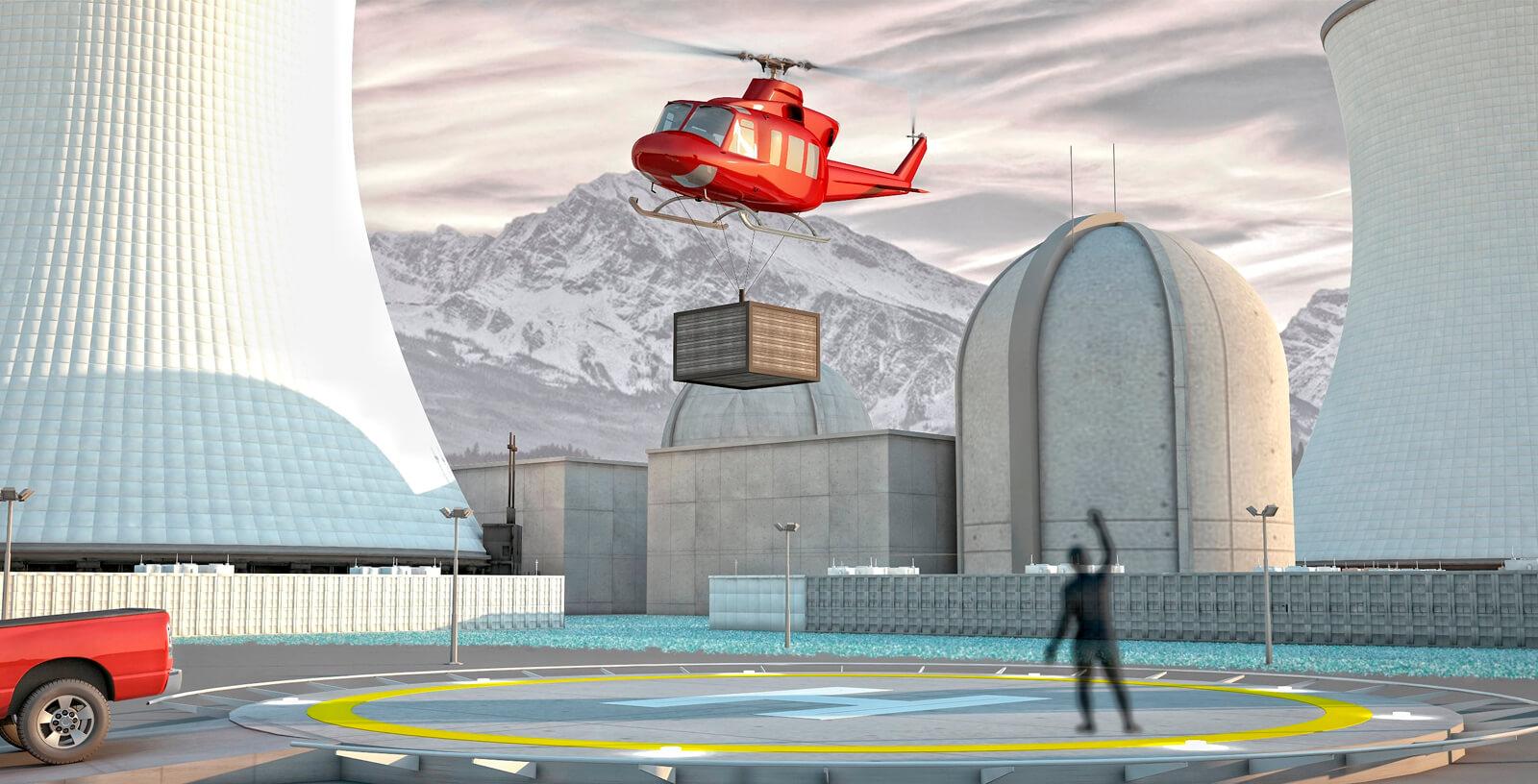 Idom_Nuclear_Services_CNAT_Feasibility_studies_design_homologated_heliports_Almaraz_Trillo_nuclear_power_plants_I_igo_Gutierrez