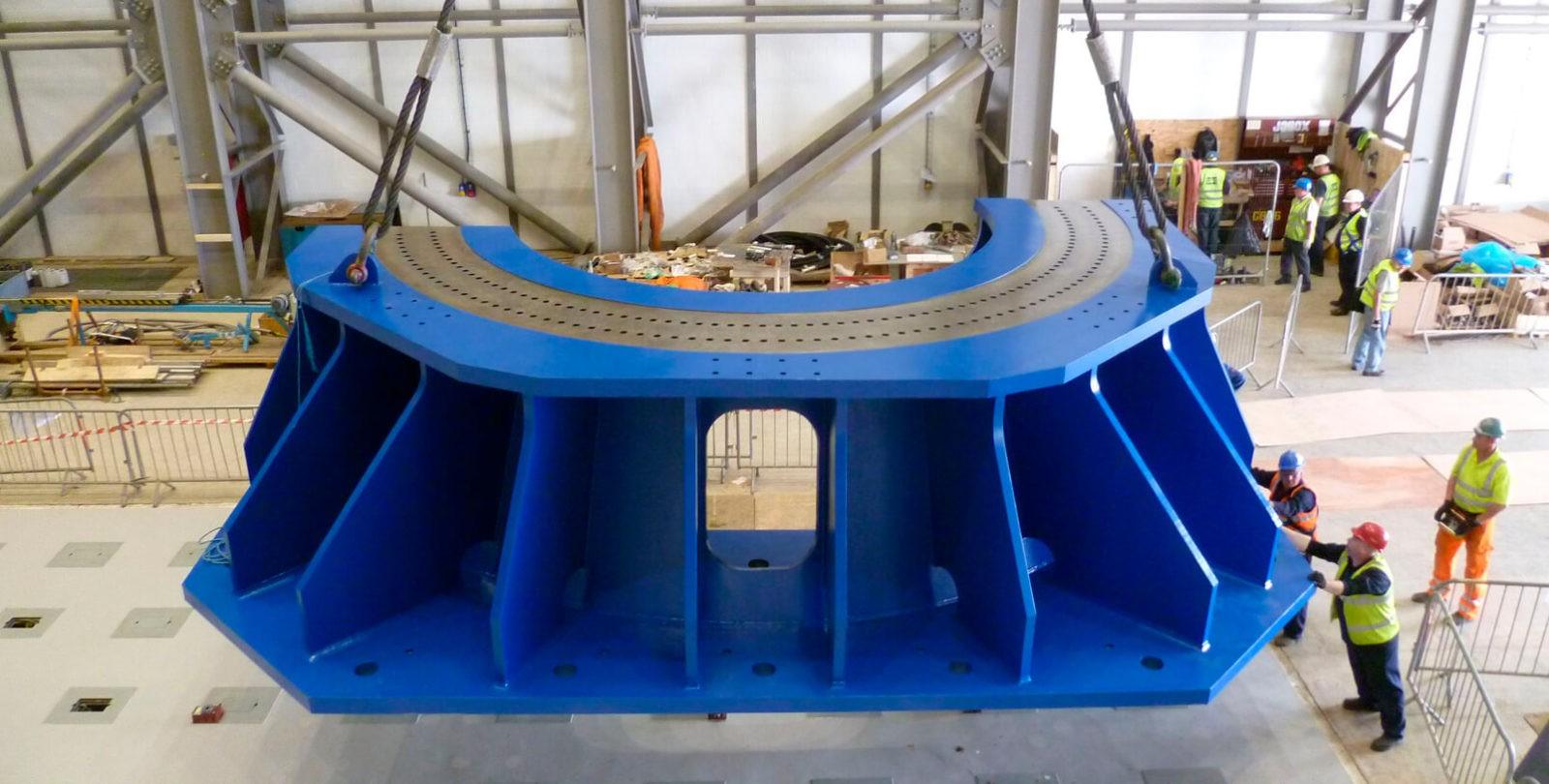 NAREC_FUJIN_Wind_Turbine_Drive_Train_Test_Facility_UK_ADA_Idom_2_