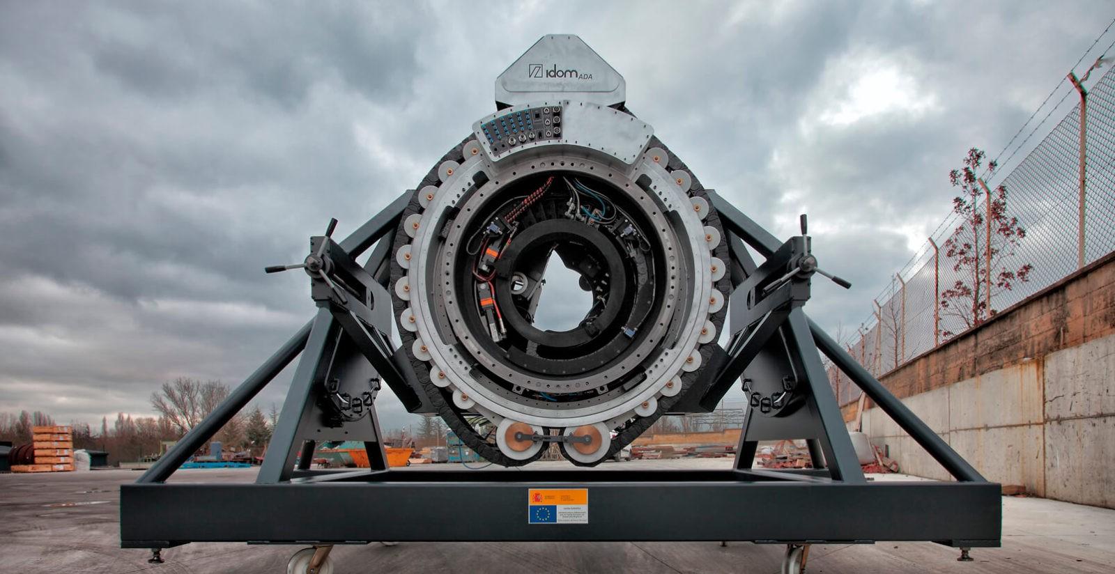 Telescope_Field_Rotator_Gran_Telescopio_Canarias_Idom_ADA_4_
