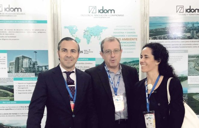 IDOM participated in the 60th International Congress in Cartagena, Colombia