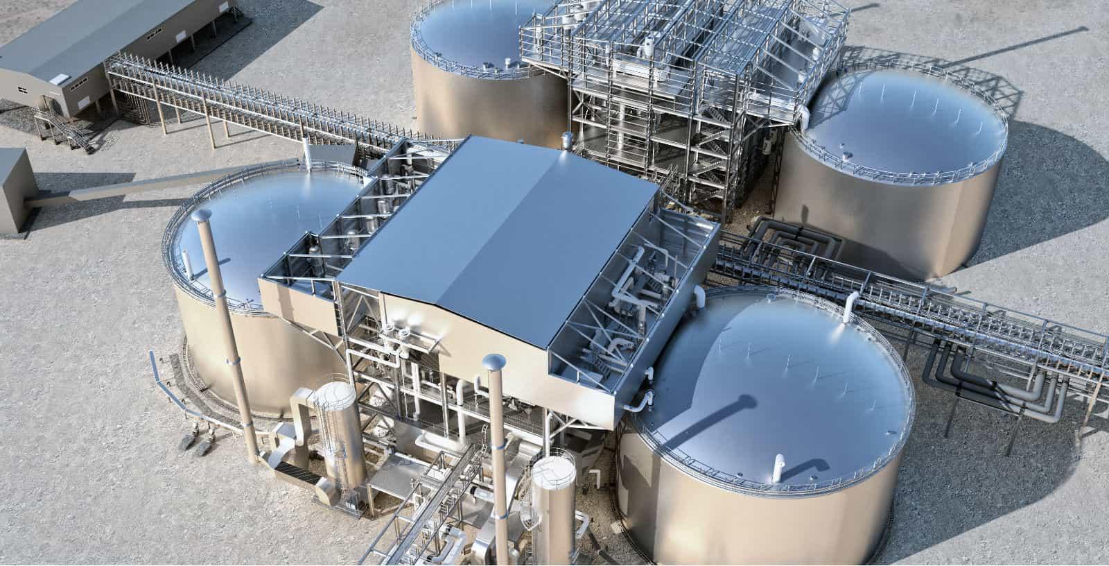 CSP_-Plants_Molten_Salts_Thermal-Storage-System_Gansu_Akesai_Dunhuang_China_IDOM