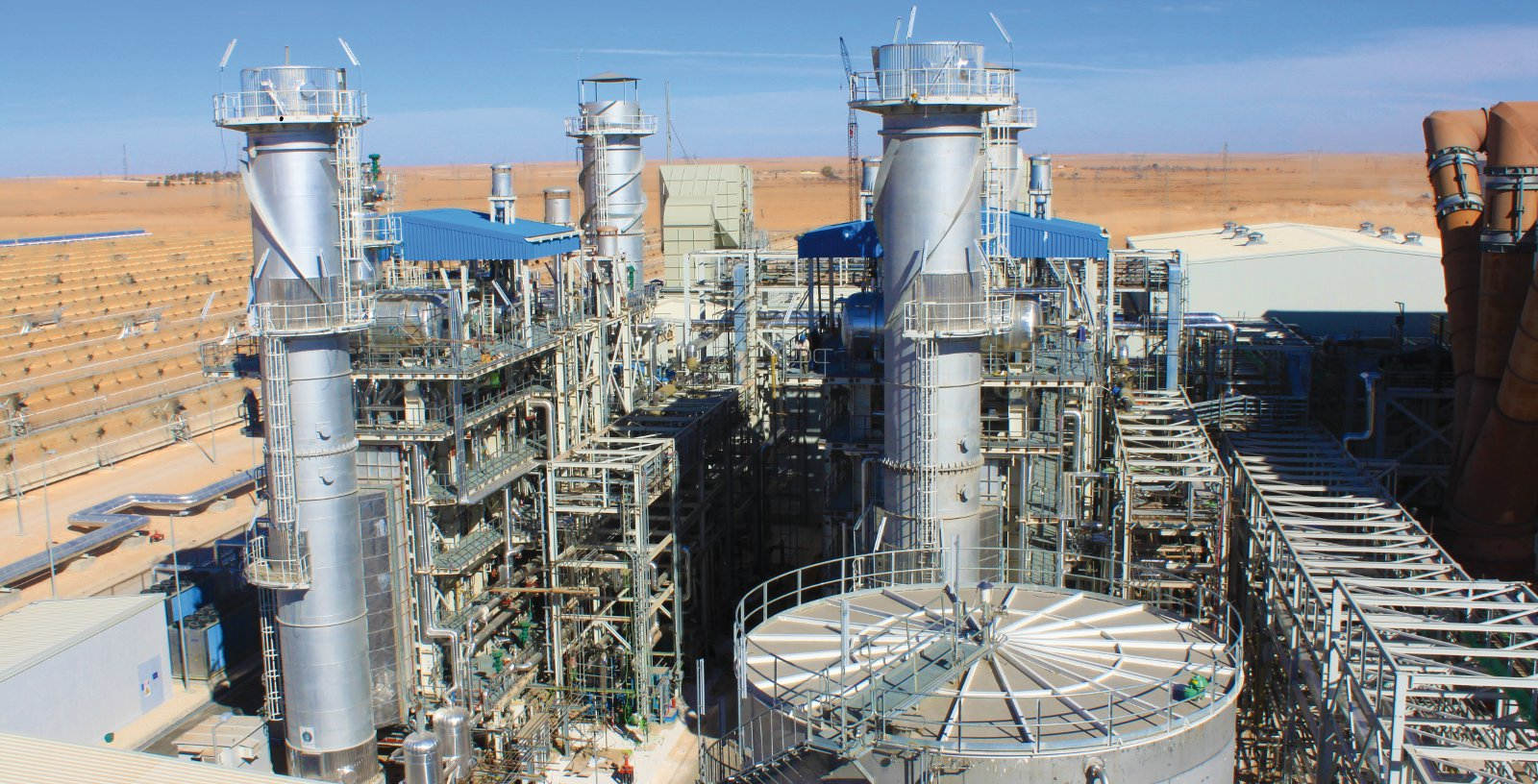 Hassi R'Mel_Algeria_Integrated_Solar_Combined_Cycle_ABENER_IDOM