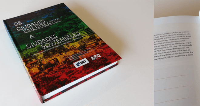 """""""De Ciudades Emergentes a Ciudades Sostenibles"""""""