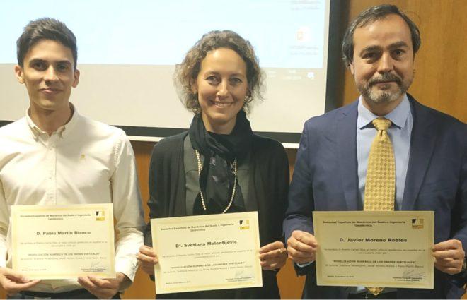 The 2018 Carlos Oteo award, Svetlana Melentijevic