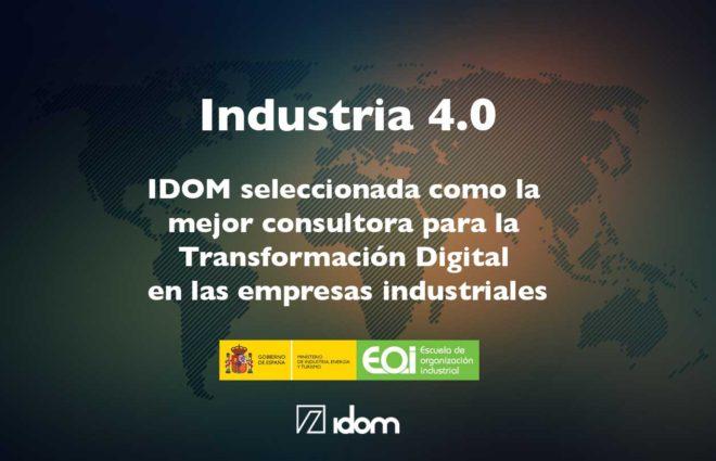 Industria 4.0. Primeros en el top
