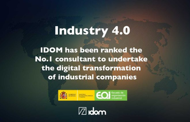 INDUSTRY 4.0. Top of the top
