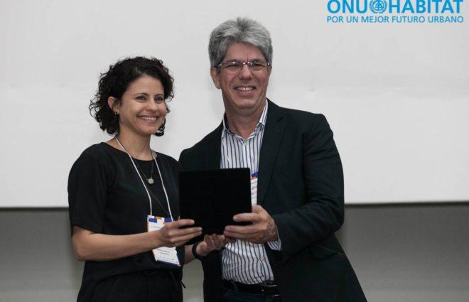 Brazil. Award for Urban Rehabilitation