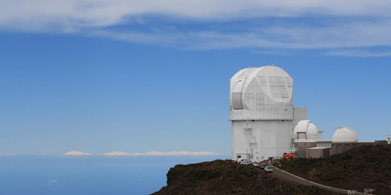 DKIST_Solar_Telescope_Enclosure-Hawaii-Haleakala_IDOM