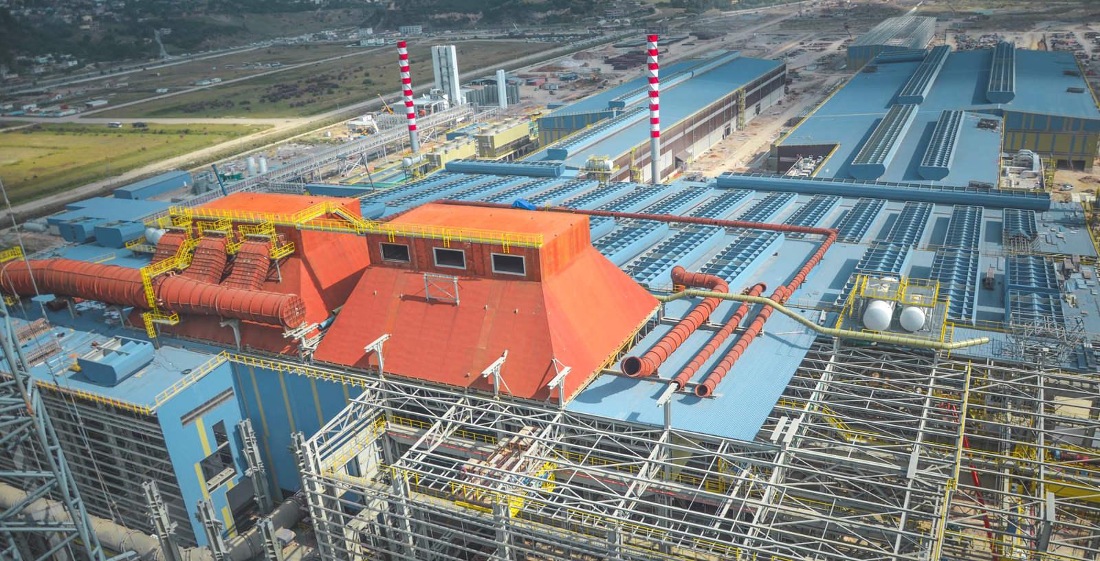 EIA_Bellara Steel Complex_Algerian Qatari Steel_IDOM_0