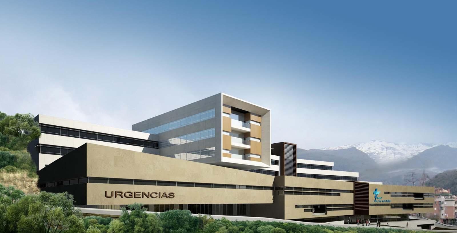 Granada Hospital-Architecture-01-IDOM