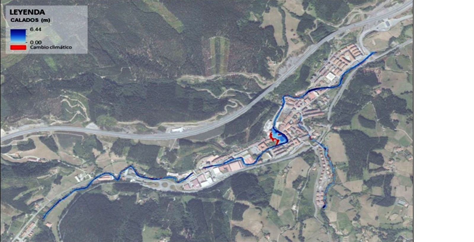Green infrastrure against Floods_Gipuzkoa_DFG_IDOM