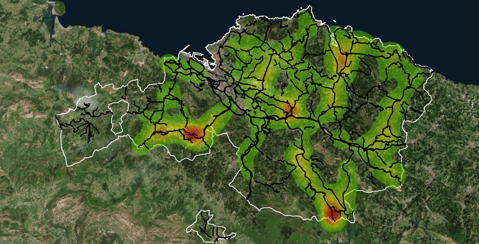 Permeabilidad fauna carreteras_Diputacion Foral Bizkaia_IDOM_1