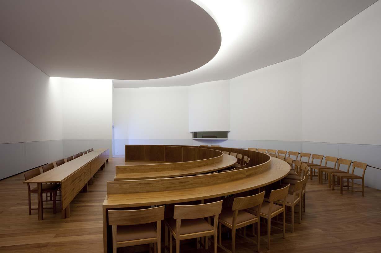 auditorium in basque country university_03_Architecture_IDOM