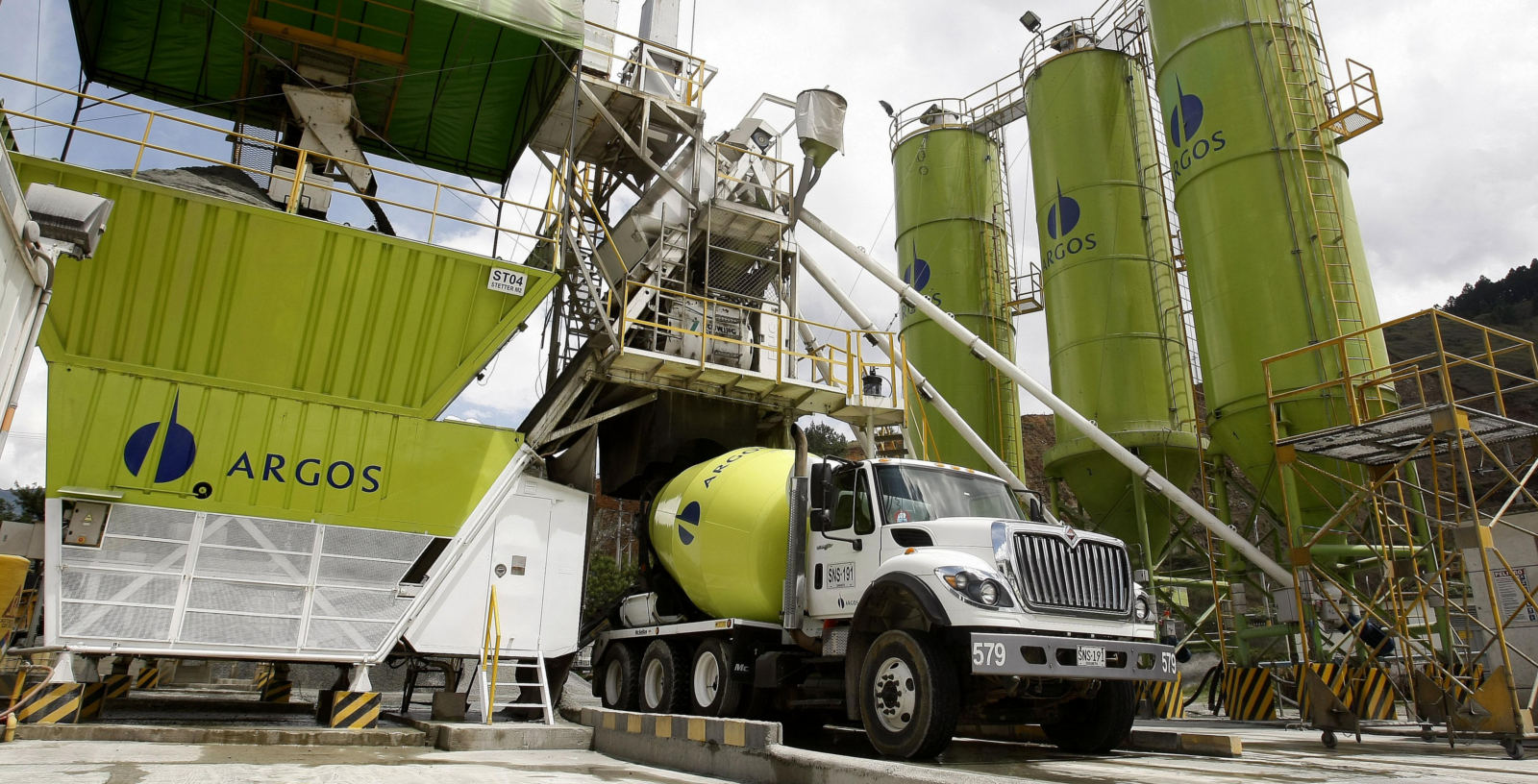 Logistics_Study_Cement_Plant_Colombia_Cementos_Argos_IDOM