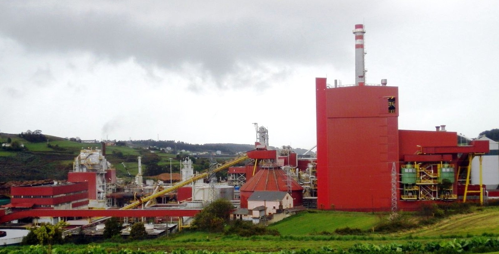 Cellulose_Plant_Owners_Engineering_Services_Asturias_ENCE_IDOM