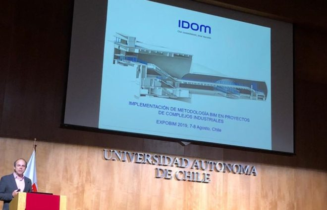 IDOM takes part at the EXPOBIM 2019 International Seminar