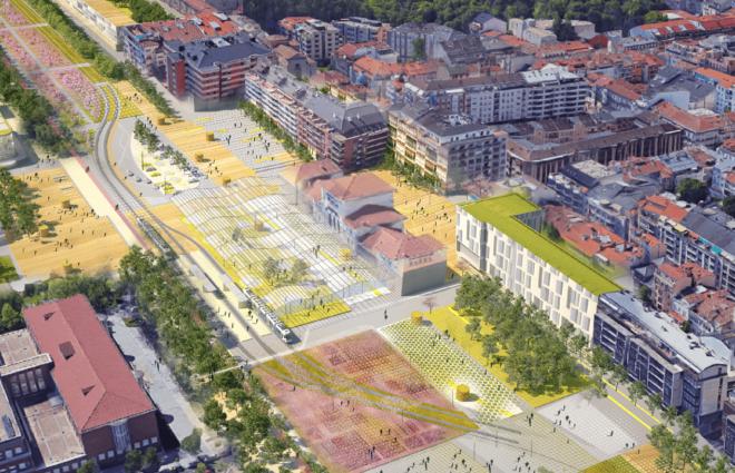 Vitoria-Gasteiz, more city, a greener city!