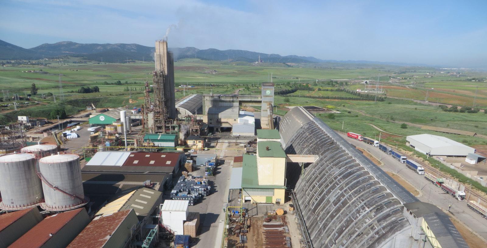 FEED_Syngas_Compressor_Ammonia_Plant_Fertiberia_IDOM_0000