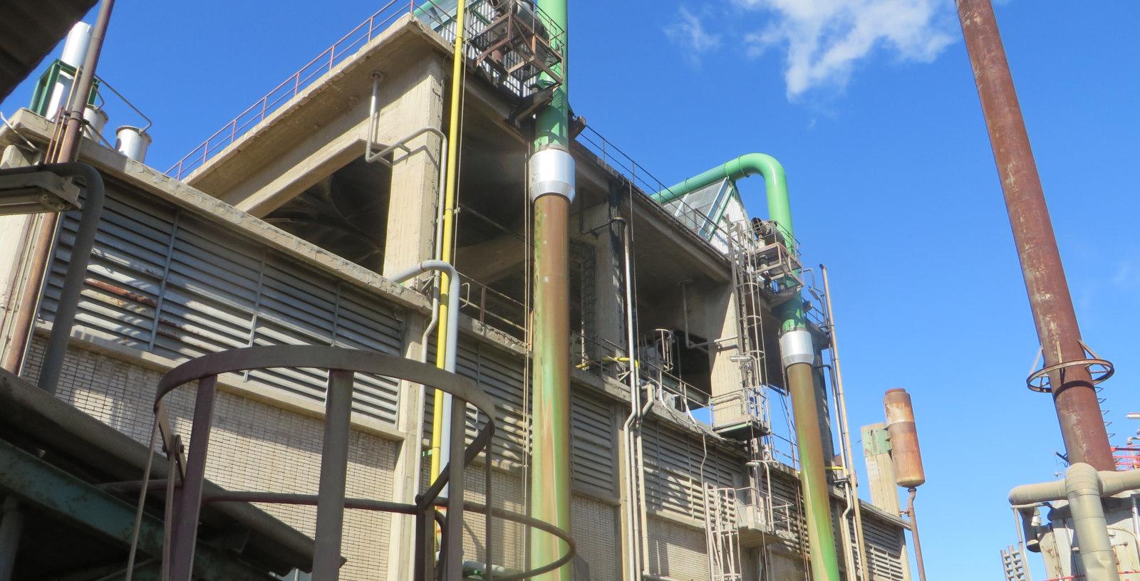 FEED_Syngas_Compressor_Ammonia_Plant_Fertiberia_IDOM_002