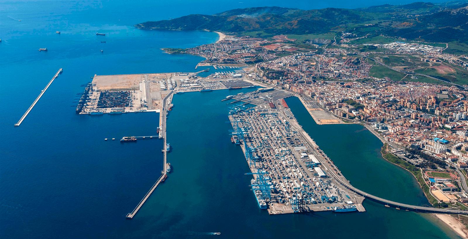 Puerto Algeciras_IDOM_cortesía APBA