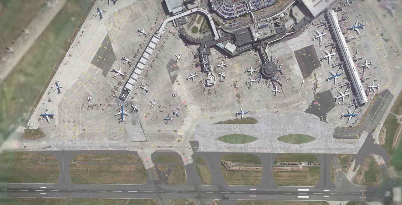 IDOM_Critical_Taxiways_Aeropuerto_Dublin