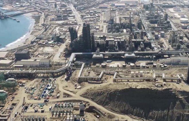 Nueva Refinería Talara, firme avance en la última fase de su construcción
