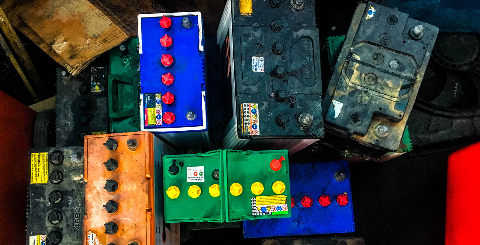 Acid Plumb Batteries Recycling Plant_Spain_Confidential_IDOM