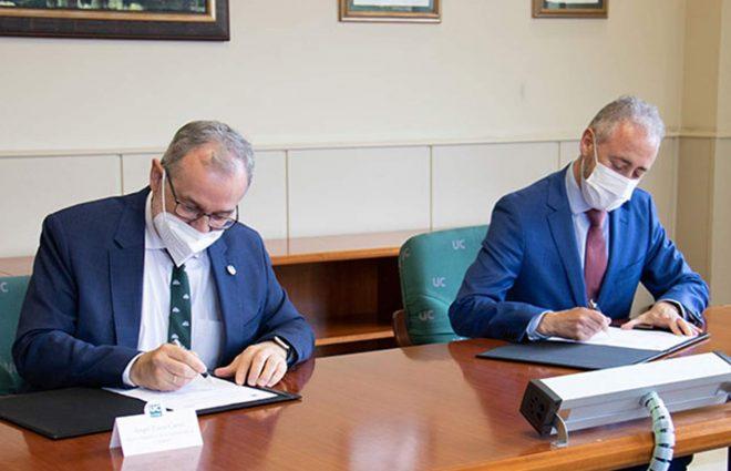 IDOM promoverá con la Universidad de Cantabria acciones de formación e investigación