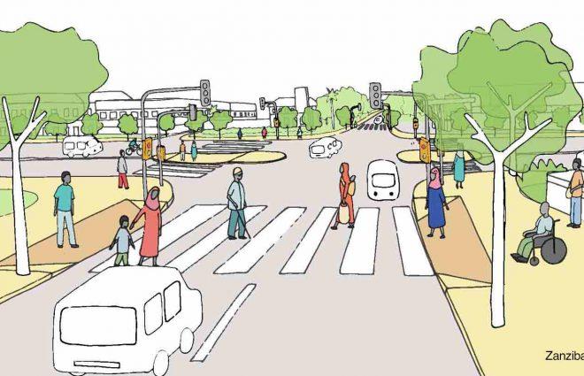 Proyectos de Movilidad y Transporte en África